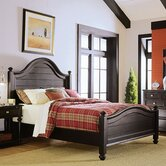 Camden Black Panel Bedroom Collection