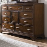 Essex Triple 9 Drawer Combo Dresser