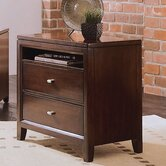 Tribecca 2 Drawer Nightstand