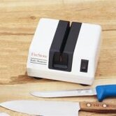 FireStone Electric Knife Sharpener in White