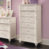 Hannah Lingerie 6-Drawer Chest