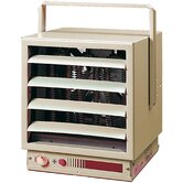 12 Kilowatt, 480 Volt, 1-3 Phase Industrial Unit Heater