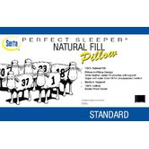 Serta Perfect Sleeper Natural Fill Bed Pillow