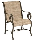 Old Gate Sling Dining Arm Chair