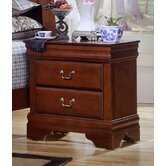 Barnburner Thirteen 2 Drawer Nightstand