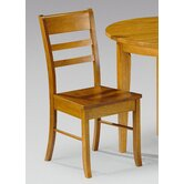 Consort Dining Chair  in Honey Pine