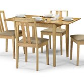 Rufford Extending Dining Table in Natural - 80-120cm
