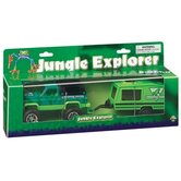 Truck Jungle Explorer