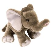 Cuddlekins Baby Elephant Plush Stuffed Animal