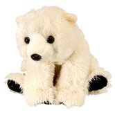 Cuddlekin Baby Polar Bear Plush Stuffed Animal
