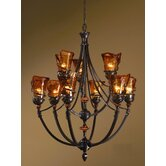 Vitalia 9 Light Chandelier
