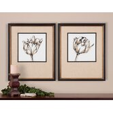 Tulip Sketch Wall Art (Set of 2)