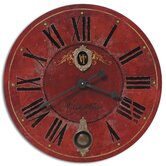 "Villa Tesio 30"" Laminated Clock"