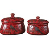 Siana Decortive Boxes (Set of 2)