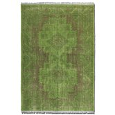 Lydian Aged Green Rug