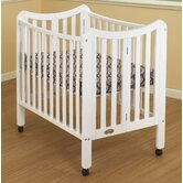 Tian 2 in 1 Portable Crib in White