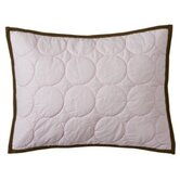 Quilted Circles Boudoir in Pink and Chocolate