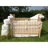 Jersey Knit Girls Crib Bedding Collection