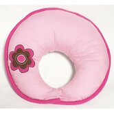 Botanical Sanctuary Multicolor Nursing Pillow