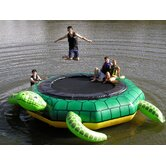 Turtle Jump Water Trampoline