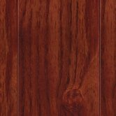 "3-1/2"" HDF Click Lock Engineered Teak in Cherry"