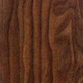 High Gloss 10mm Click Lock Monterrey Walnut Laminate with Underlayment