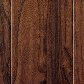 "Hand Scraped 3-1/2"" 5-Ply Tongue & Groove Engineered Elm in Walnut"