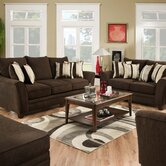 Clyde Chenille Living Room Collection