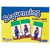 Sequencing Puzzle Cards