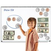 Double-Sided Magnetic Money (Set of 45)