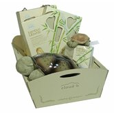 Twilight Turtle Holiday Gift Cradle