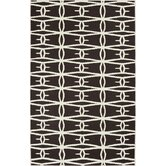 Fallon Black/Cream Rug