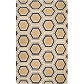 Fallon Black/Beige Rug
