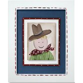 Western Cowboy Framed Giclee Wall Art