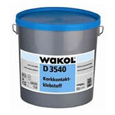 Wakol Cork Adhesive - 1 Gallon (180 sf coverage)