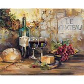12&quot; x 15&quot; Le Chateau Design Cutting Board