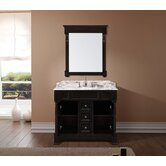 "Huntshire Single Sink 40"" Bathroom Vanity"