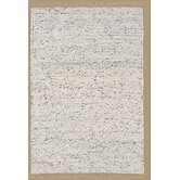 Verginia Berber Natural/Black Rug