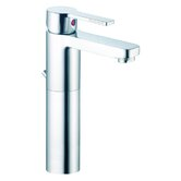Matrix Single Hole Bathroom Sink Faucet with Single Handle