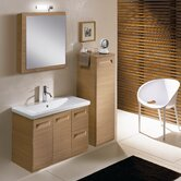 "Integral NG2 30.4"" Wall Mounted Bathroom Vanity Set"