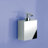 "5.9"" x 4"" Accessories Wall Mounted Soap Dispenser"