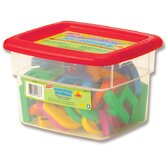 Jumbo MathMagnets - Multicolored