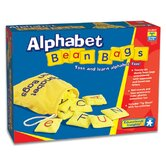 Alphabet Bean Bags
