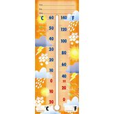Rain Or Shine Daily Temperature Recording Charts