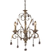 Landmark Lighting Chandeliers