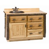 Hickory 42&quot; Vanity