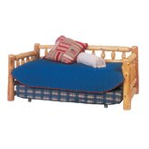 Traditional Cedar Log Daybed