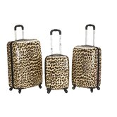 Leopard 3 Piece Upright Set