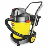 12.5-Gallon Wet/Dry Vac, Black/Yellow