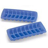 Stack and Nest Ice Cube Tray in Periwinkle